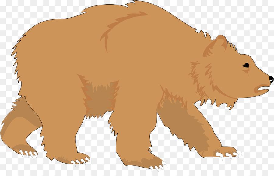 Descarga gratuita de Oso, Oso Pardo, Grizzly Bear Imágen de Png