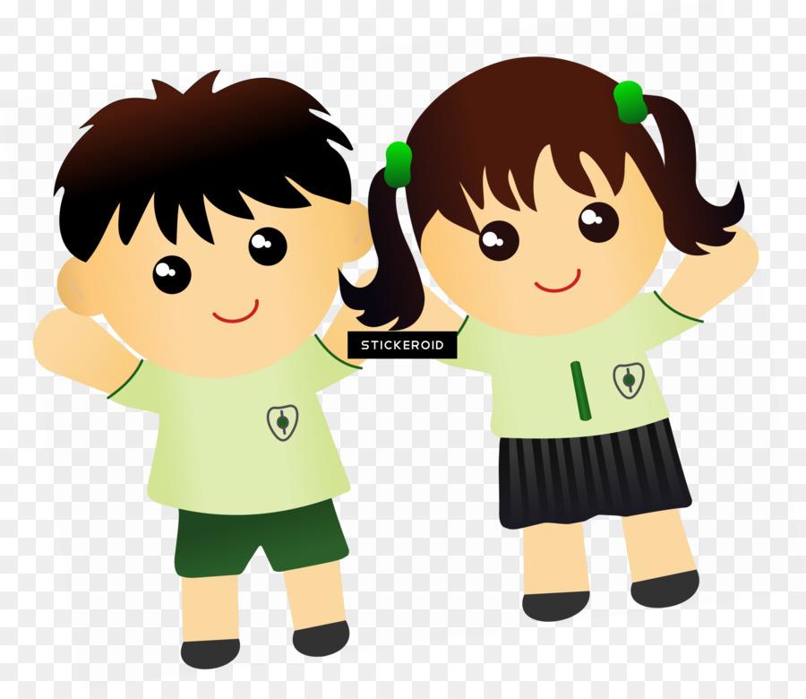 Descarga gratuita de Verde, La Amistad, De Dibujos Animados Imágen de Png