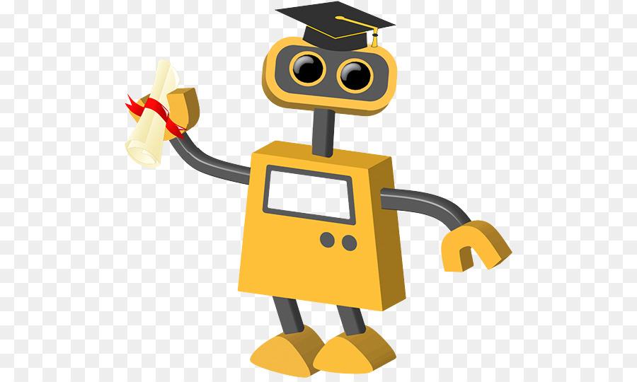 Descarga gratuita de Amarillo, La Tecnología, Robot Imágen de Png