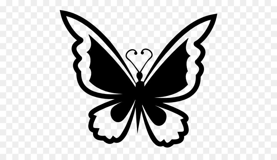 Descarga gratuita de Mariposa, Las Polillas Y Las Mariposas, Blackandwhite Imágen de Png
