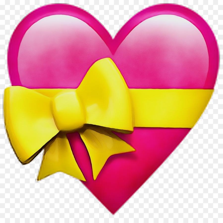 Descarga gratuita de Rosa, Corazón, Amarillo Imágen de Png