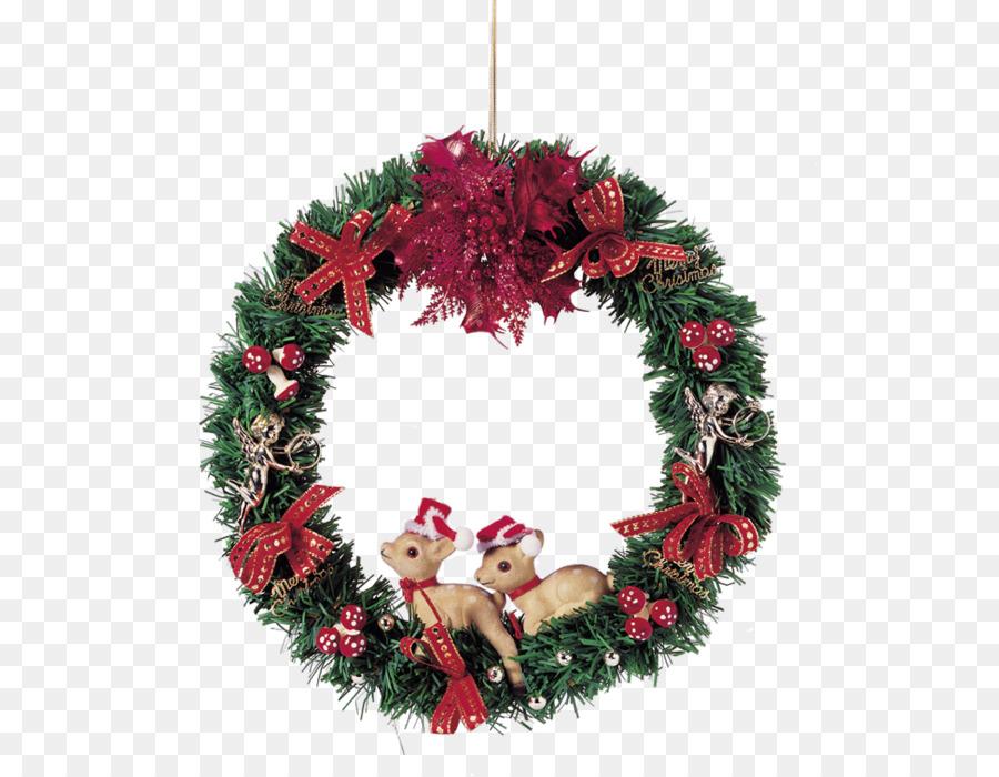 Descarga gratuita de Decoración De La Navidad, Corona, Adorno De Navidad Imágen de Png