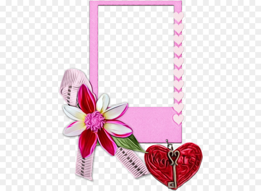 Descarga gratuita de Rosa, Corazón, Marco De Imagen Imágen de Png