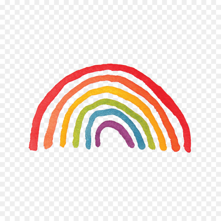 Descarga gratuita de Arco Iris, Línea Imágen de Png