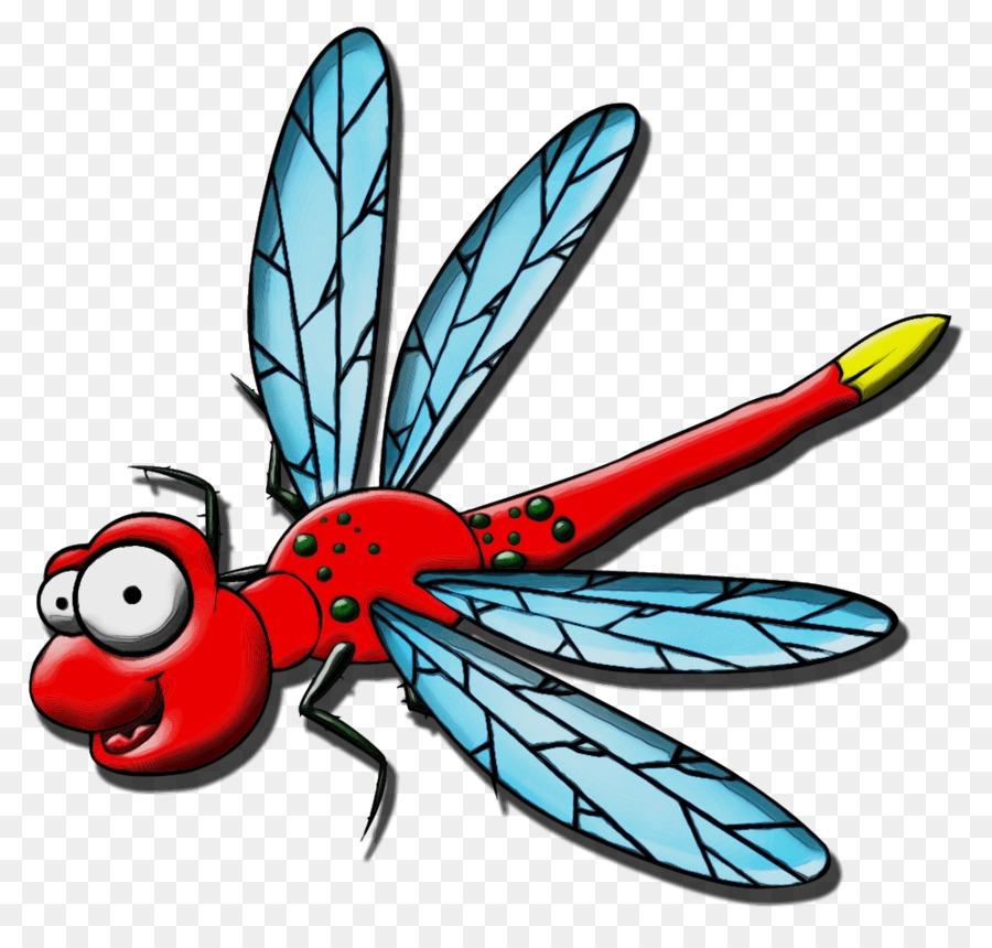 Descarga gratuita de Los Insectos, Las Libélulas Y Damseflies, Diablo imágenes PNG