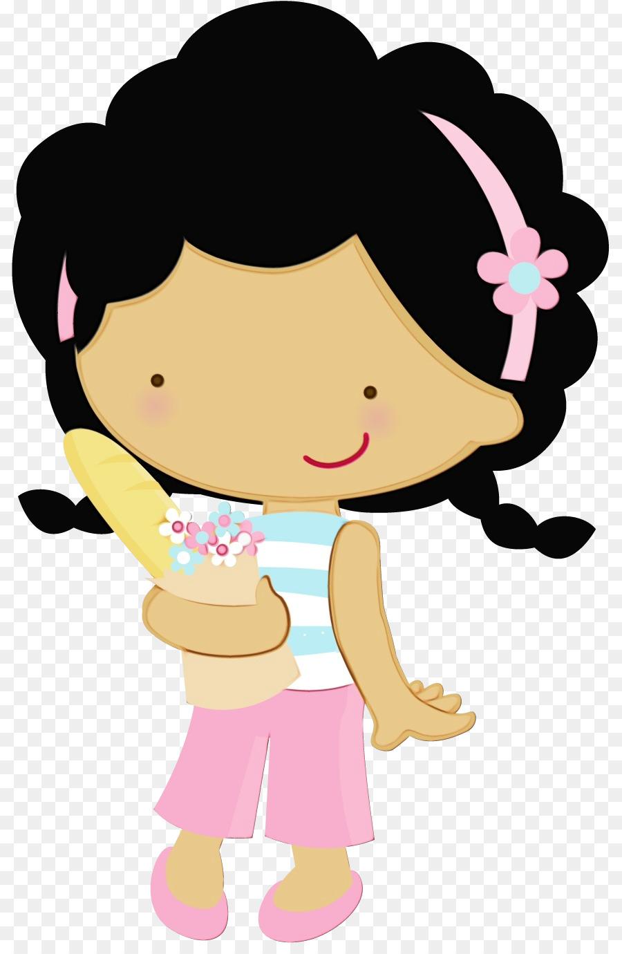 Descarga gratuita de La Mejilla, Rosa, De Dibujos Animados imágenes PNG