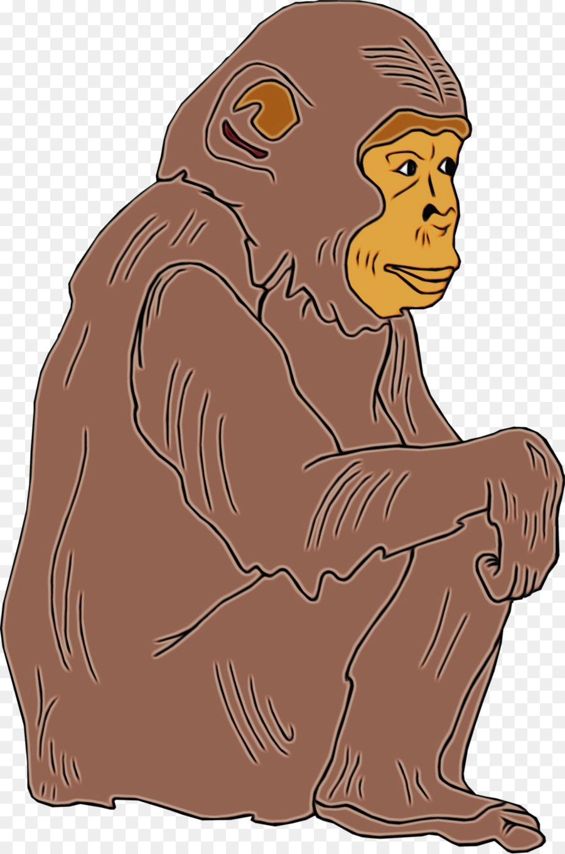 Descarga gratuita de Mono Del Mundo Antiguo, Personaje De Ficción, Oso Pardo Imágen de Png