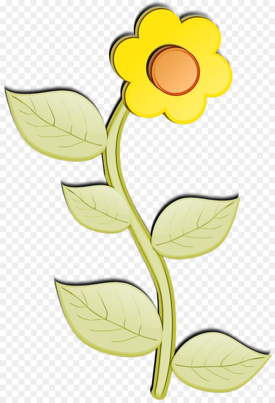 Descarga gratuita de Amarillo, Flor, Planta Imágen de Png