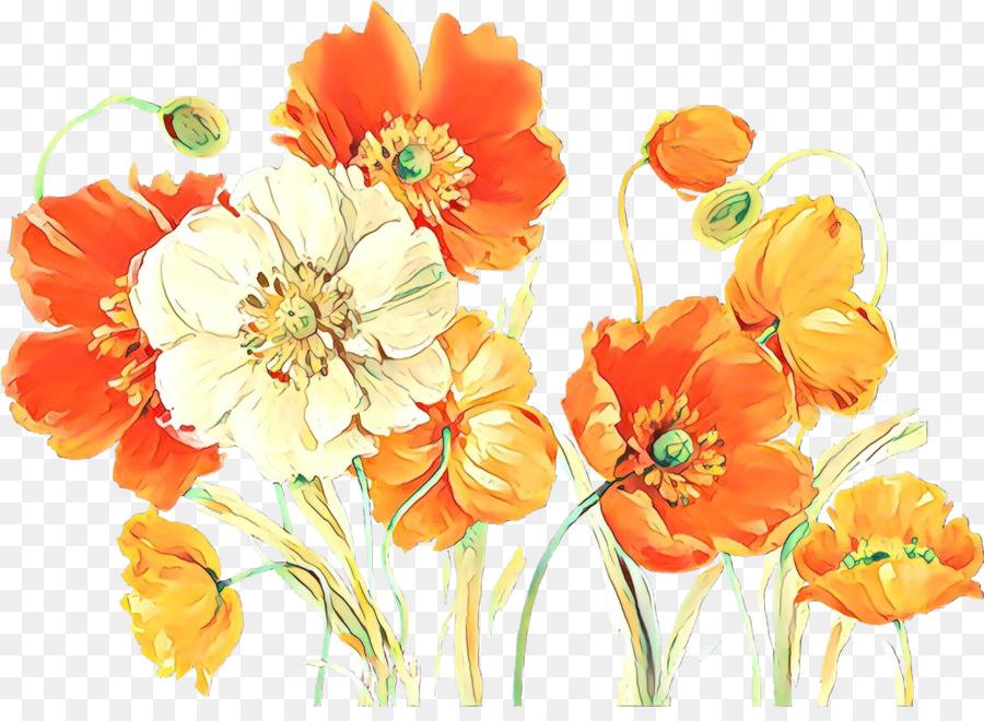 Descarga gratuita de Flor, Naranja, Las Flores Cortadas imágenes PNG