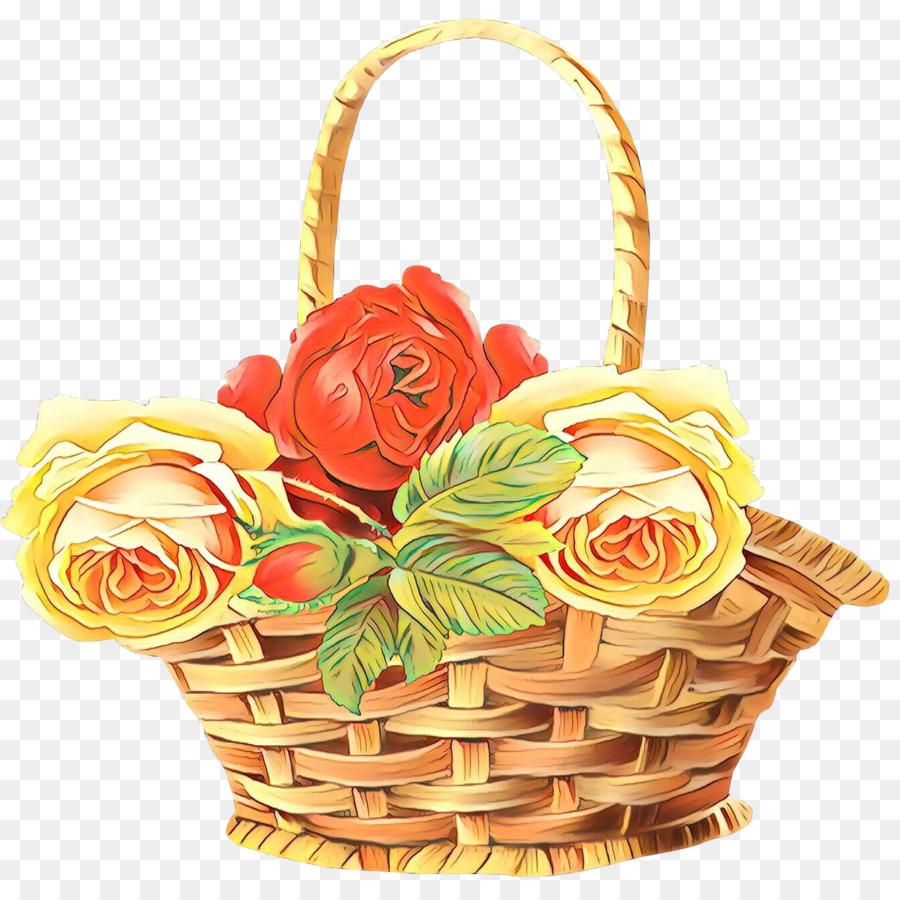 Descarga gratuita de Cesta, De La Muchacha De Flor De La Cesta, Amarillo imágenes PNG