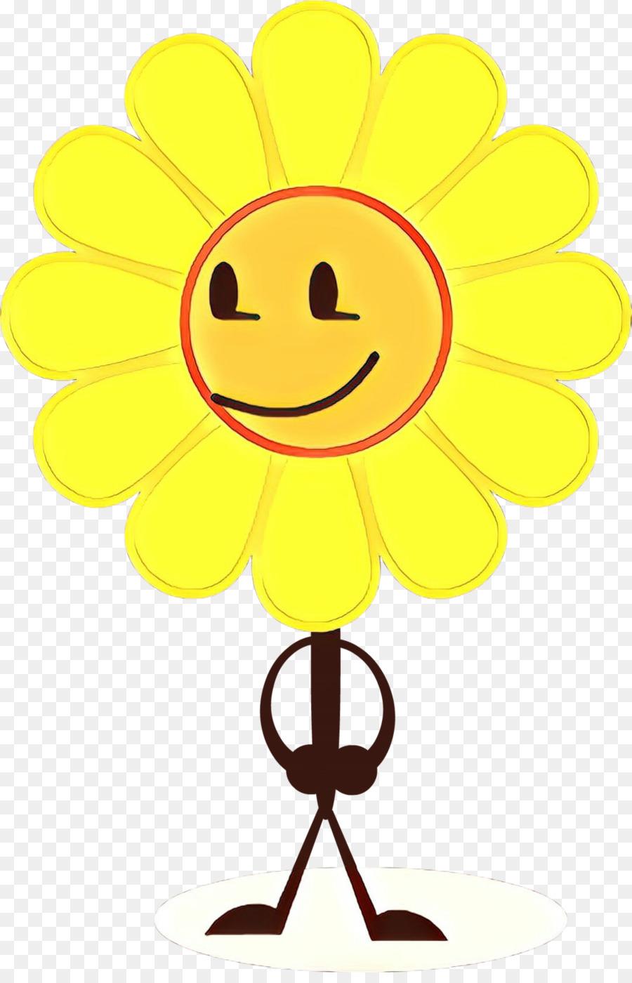 Descarga gratuita de Girasol, Amarillo, La Expresión Facial imágenes PNG