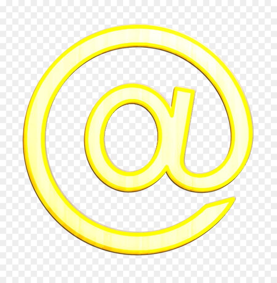 Descarga gratuita de Amarillo, Símbolo, Neon Imágen de Png