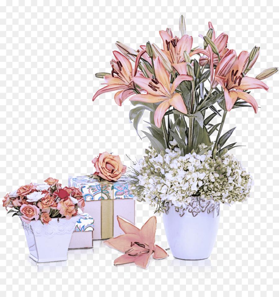 Descarga gratuita de Maceta, Flor, Las Flores Cortadas Imágen de Png