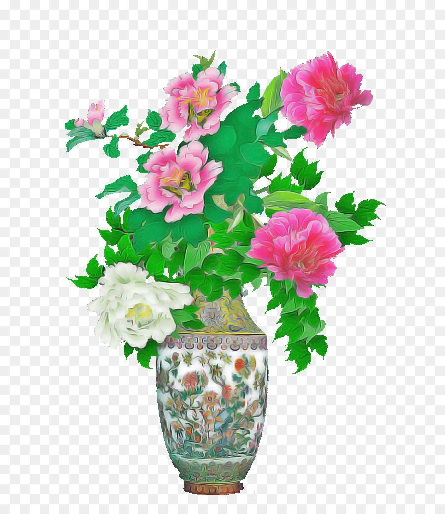 Descarga gratuita de Flor, Maceta, Las Flores Cortadas Imágen de Png