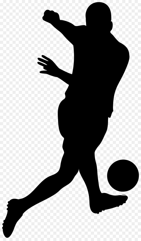 Descarga gratuita de Silueta, Jugador De Voleibol Imágen de Png
