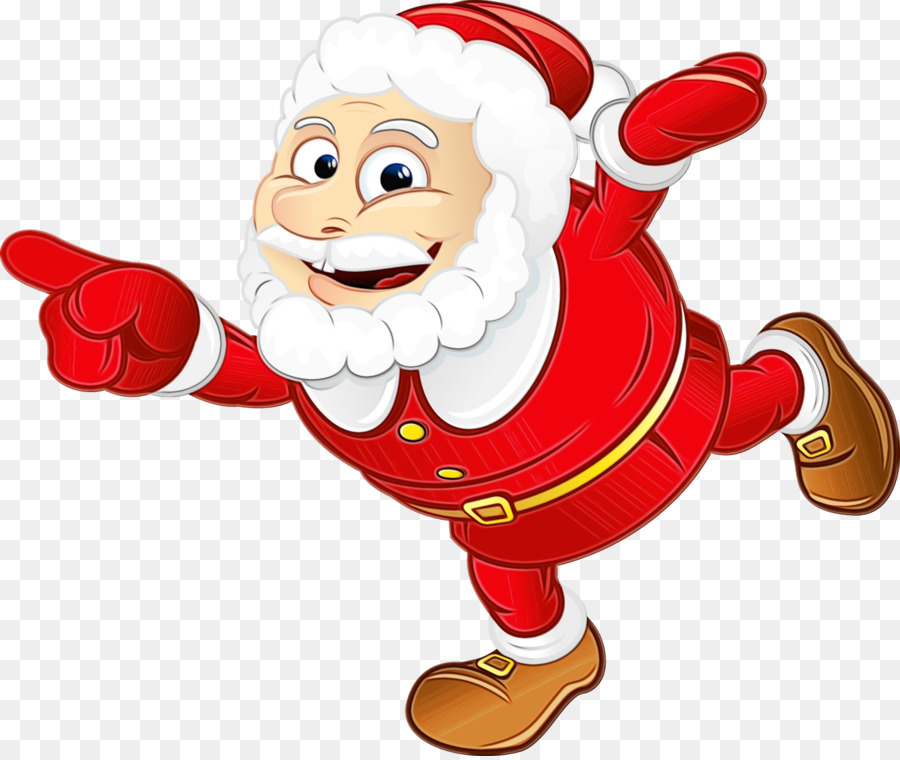 Descarga gratuita de Santa Claus, La Navidad, Animación Imágen de Png