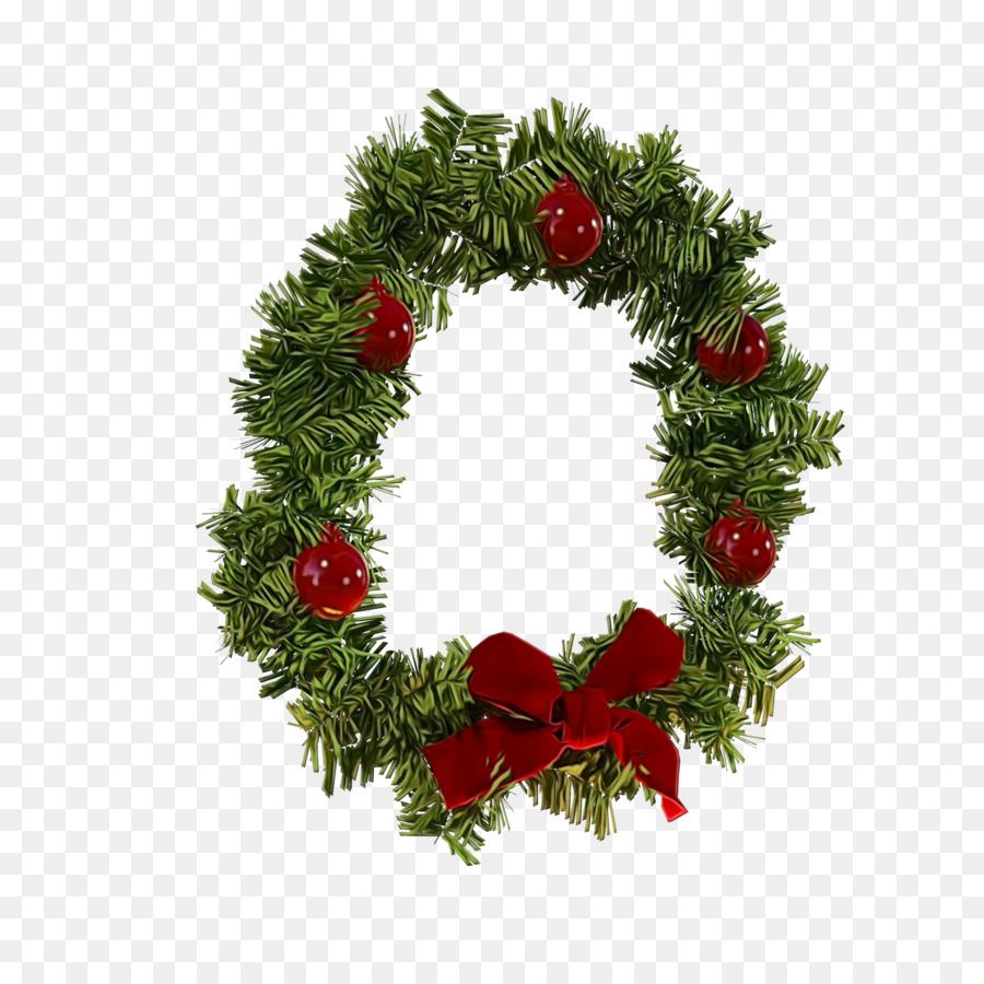 Descarga gratuita de Corona, Decoración De La Navidad, Planta imágenes PNG