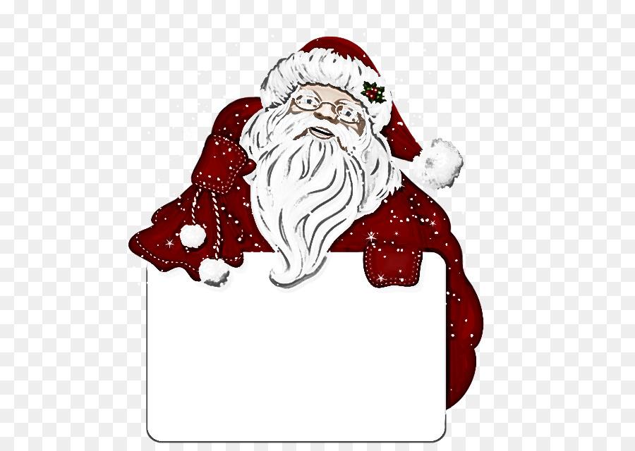 Descarga gratuita de Santa Claus, Shih Tzu, El Vello Facial imágenes PNG