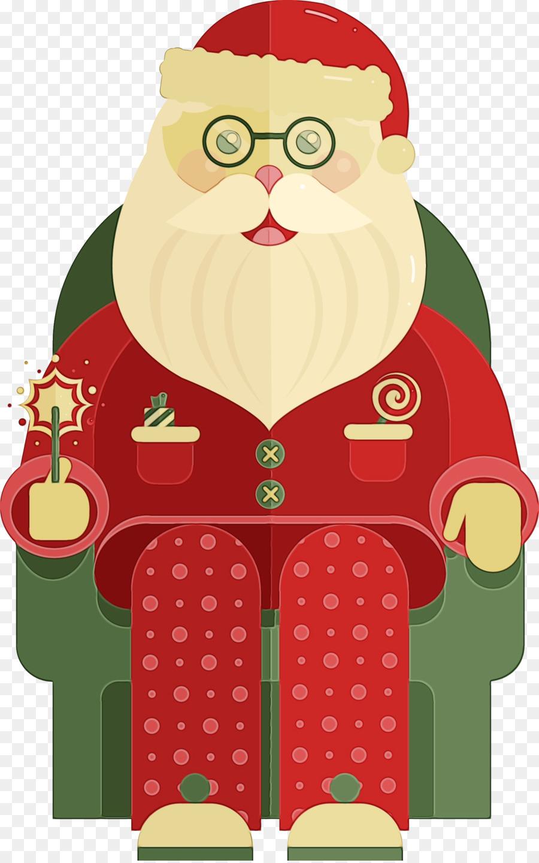 Descarga gratuita de Santa Claus, El Vello Facial, La Navidad Imágen de Png