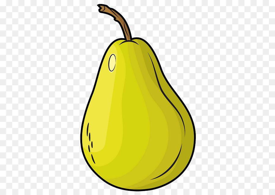 Descarga gratuita de Pera, Amarillo, árbol imágenes PNG