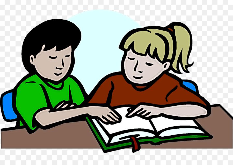 Descarga gratuita de Niño, La Gente, La Lectura Imágen de Png