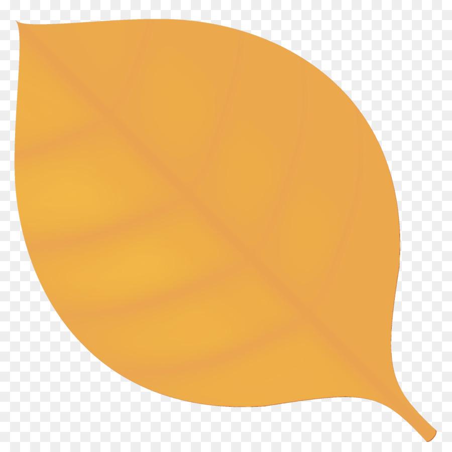 Descarga gratuita de Amarillo, Naranja, Hoja imágenes PNG