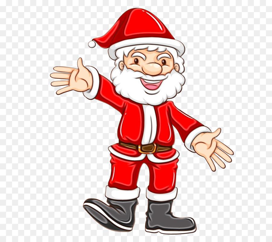 Descarga gratuita de Santa Claus, Dedo, Pulgar imágenes PNG