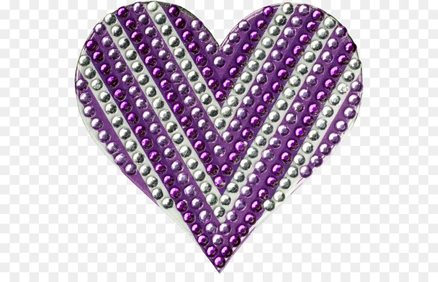 Descarga gratuita de Violeta, Corazón, Rosa Imágen de Png