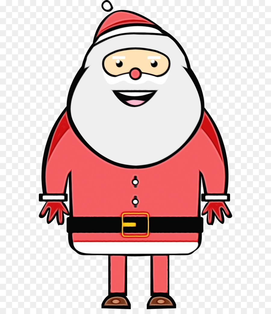 Descarga gratuita de Santa Claus, Línea, Sonrisa Imágen de Png