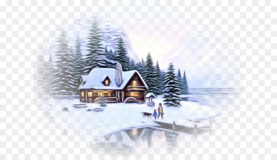 Descarga gratuita de Invierno, La Nieve, La Propiedad Imágen de Png