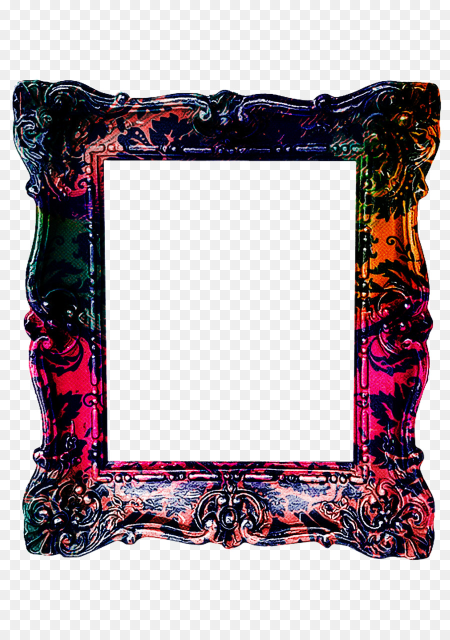Descarga gratuita de Marco De Imagen, Rectángulo, Rosa imágenes PNG