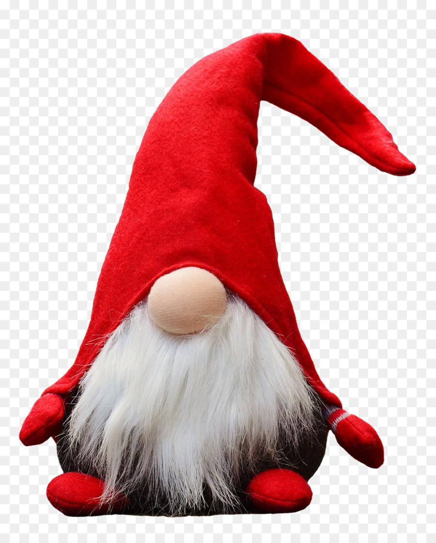 Descarga gratuita de Santa Claus, Rojo, Peluche De Juguete Imágen de Png