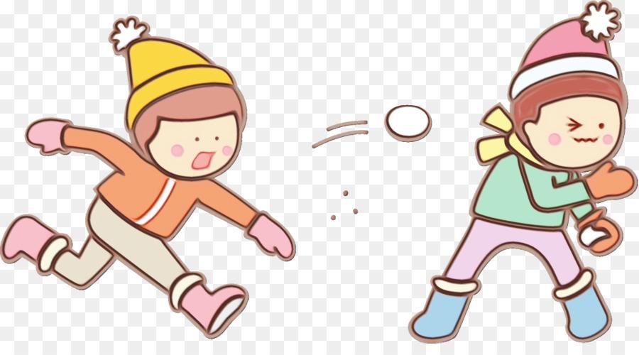 Descarga gratuita de Línea, Niño, Jugando En La Nieve Imágen de Png