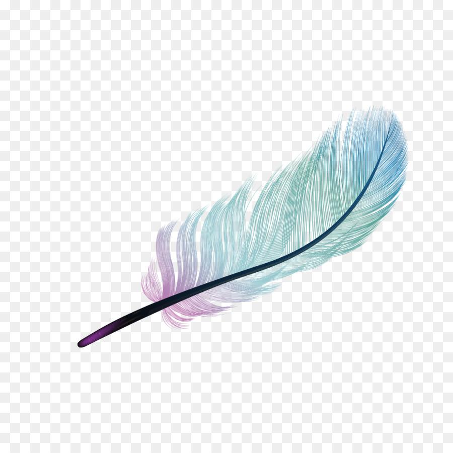Descarga gratuita de Pluma, Turquesa, Instrumento De Escritura imágenes PNG