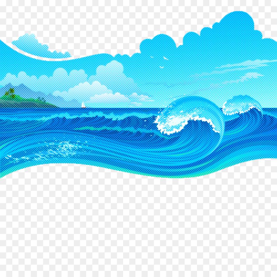 Descarga gratuita de Ola, Agua, Aqua Imágen de Png