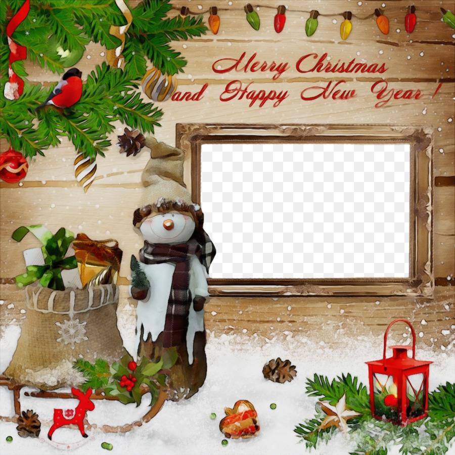 Descarga gratuita de La Navidad, La Víspera De Navidad, Marco De Imagen imágenes PNG
