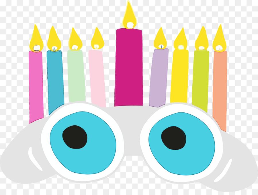 Descarga gratuita de Vela De Cumpleaños, Línea, Cumpleaños Imágen de Png