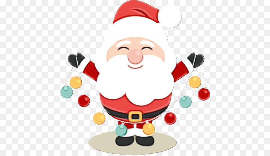 Descarga gratuita de Santa Claus, El Vello Facial imágenes PNG