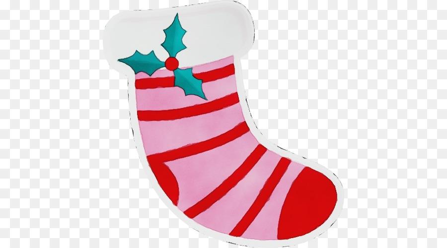 Descarga gratuita de Decoración De La Navidad, Calcetín De Navidad, Calzado imágenes PNG