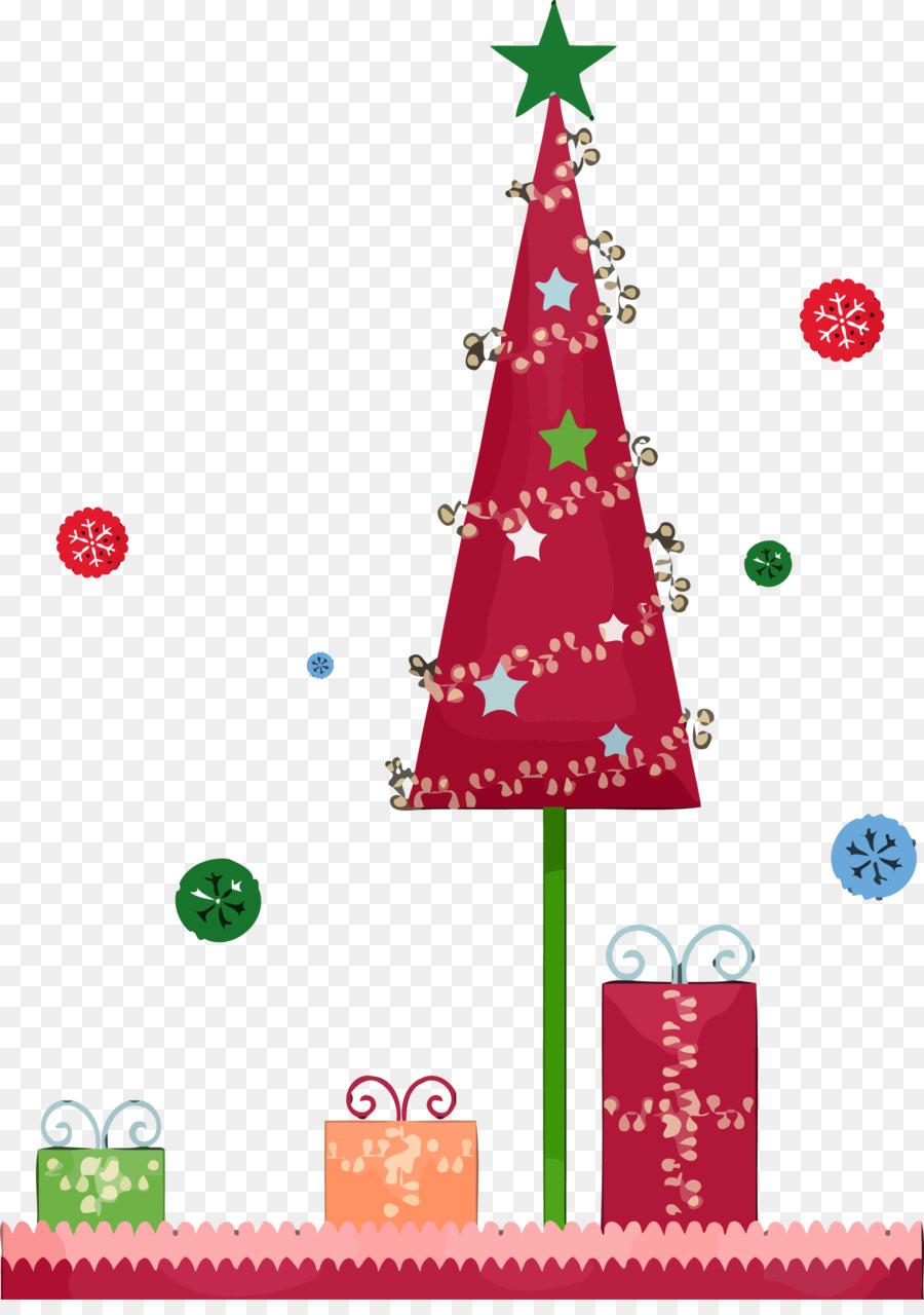 Descarga gratuita de árbol De Navidad, Decoración De La Navidad, La Navidad Imágen de Png