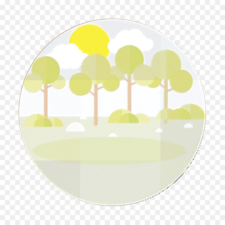 Descarga gratuita de Verde, Amarillo, árbol Imágen de Png