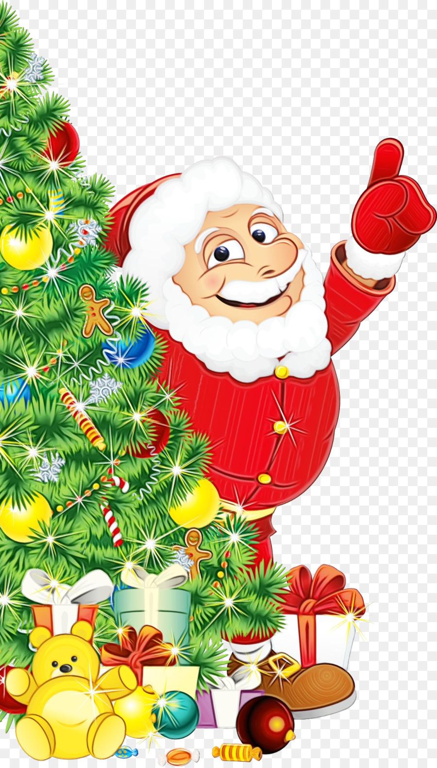 Descarga gratuita de Santa Claus, La Navidad, Feliz Imágen de Png