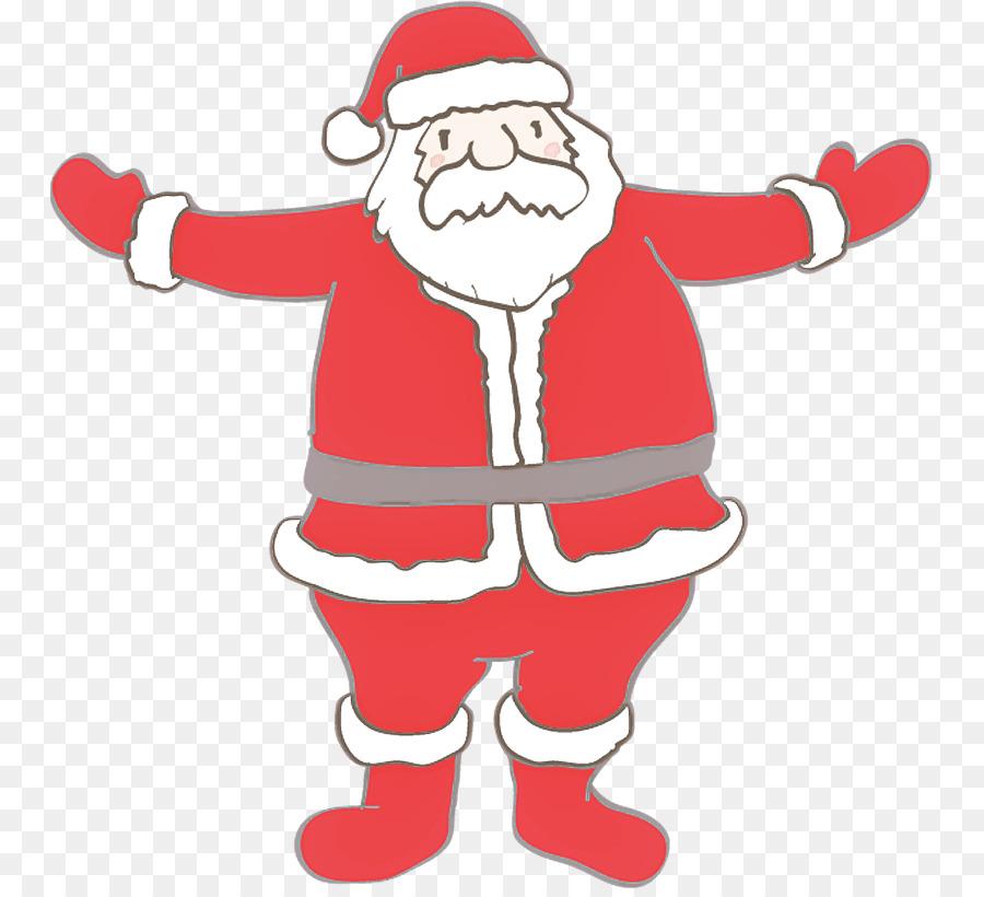 Descarga gratuita de Santa Claus, La Navidad, Dedo Imágen de Png