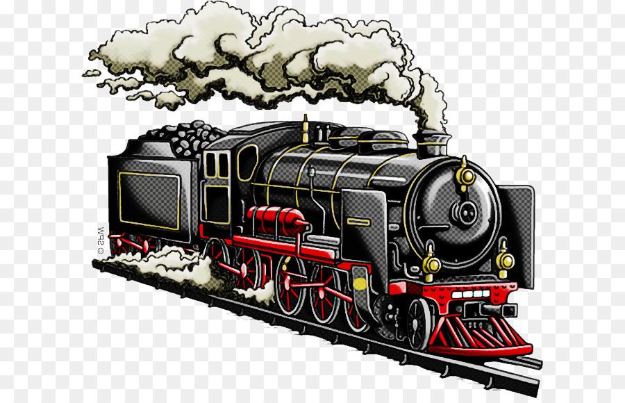 Descarga gratuita de Motor De Vapor, Locomotora, Transporte Imágen de Png