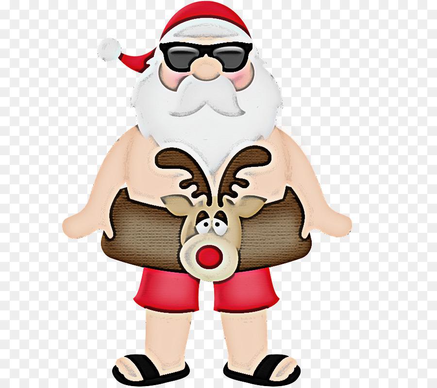 Descarga gratuita de Santa Claus, El Vello Facial Imágen de Png