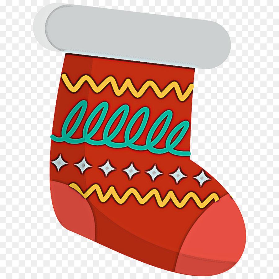 Descarga gratuita de Calcetín De Navidad, Decoración De La Navidad, Comida Rápida imágenes PNG