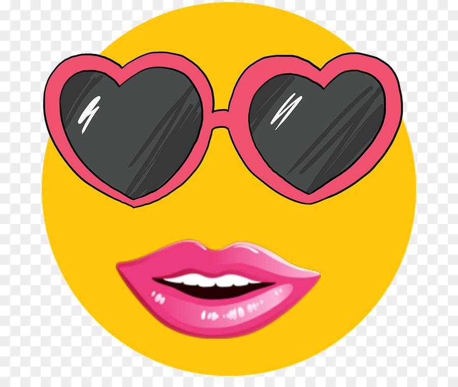 Descarga gratuita de Gafas, La Cara, Rosa imágenes PNG