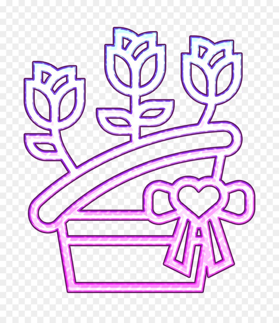 Descarga gratuita de Rosa, Violeta, Libro Para Colorear Imágen de Png