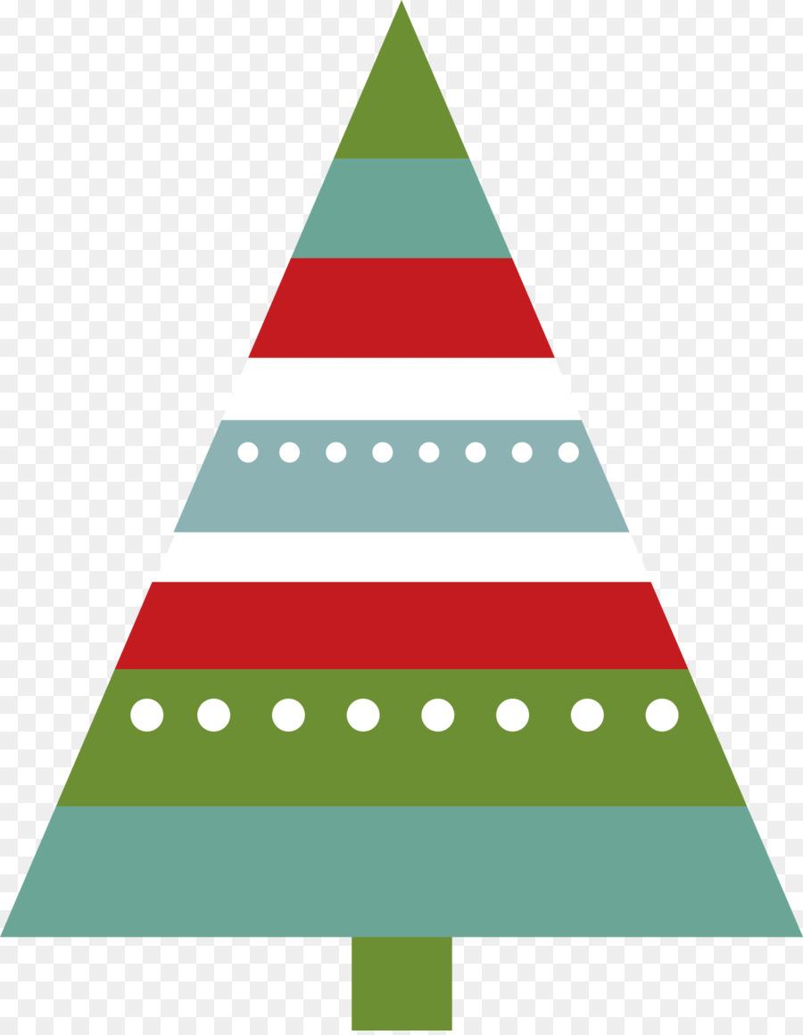 Descarga gratuita de árbol De Navidad, Decoración De La Navidad, Línea Imágen de Png