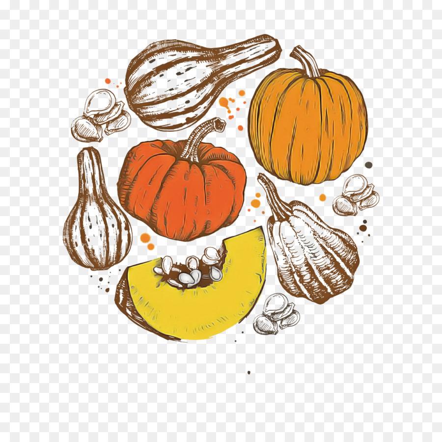 Descarga gratuita de Calabaza, Naranja, La Fruta Imágen de Png